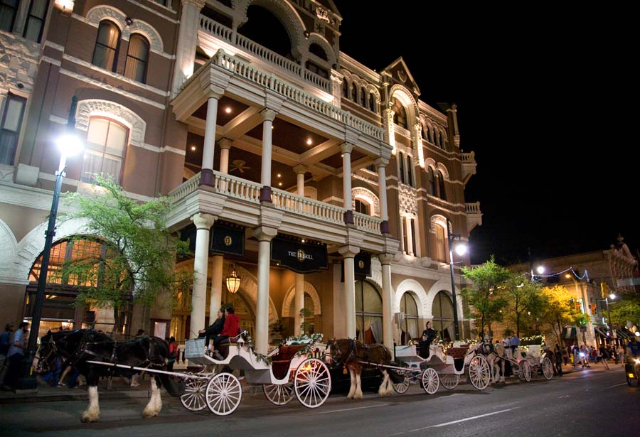 The Driskill Hotel © Texas Tourism