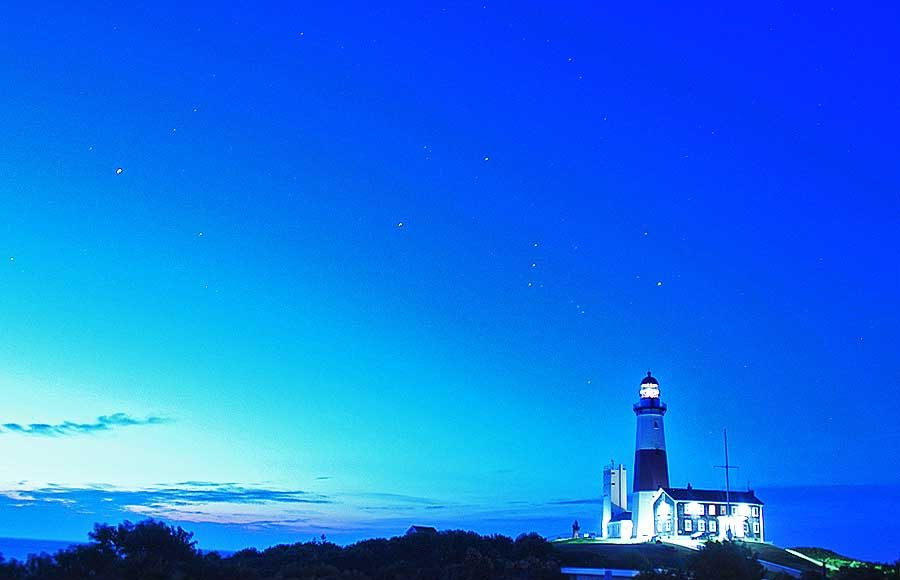 Montauk Lighthouse © Ronnie Schnepf