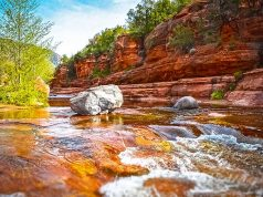 Sedona slide rock State Park (c) Arizona Office of Tourism