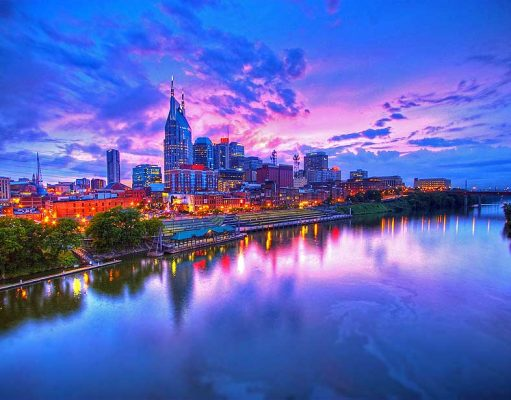 Nashville (c) British Airways