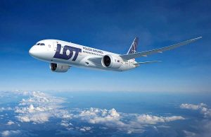 LOT BOEING (c) LOT Airlines