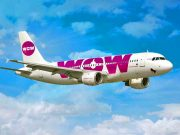 WOW air (c) WOWair