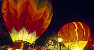 Hot-air balloons (c) Arizona Office of Tourism