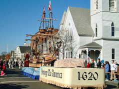 Thanksgiving-Parade in Plymouth (c) Discover New England