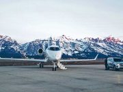 NETJETS (c) Four Seasons Hotels and Resorts