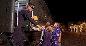 Grand Canyon Railway Polar Express (c) Arizona Office of Tourism