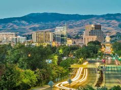 Boise (c) Photo courtesy of Idaho Tourism
