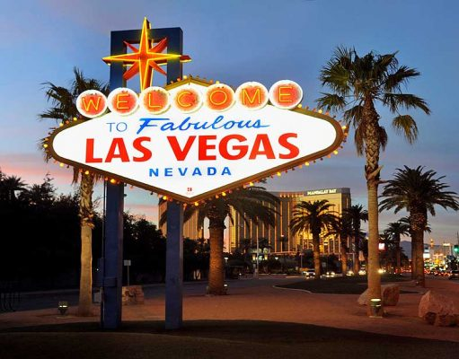 Las Vegas Welcome Sign (c) LVCVA