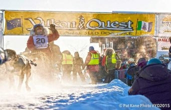 Yukon Quest (c) Yukon Quest Pat Kane Photo